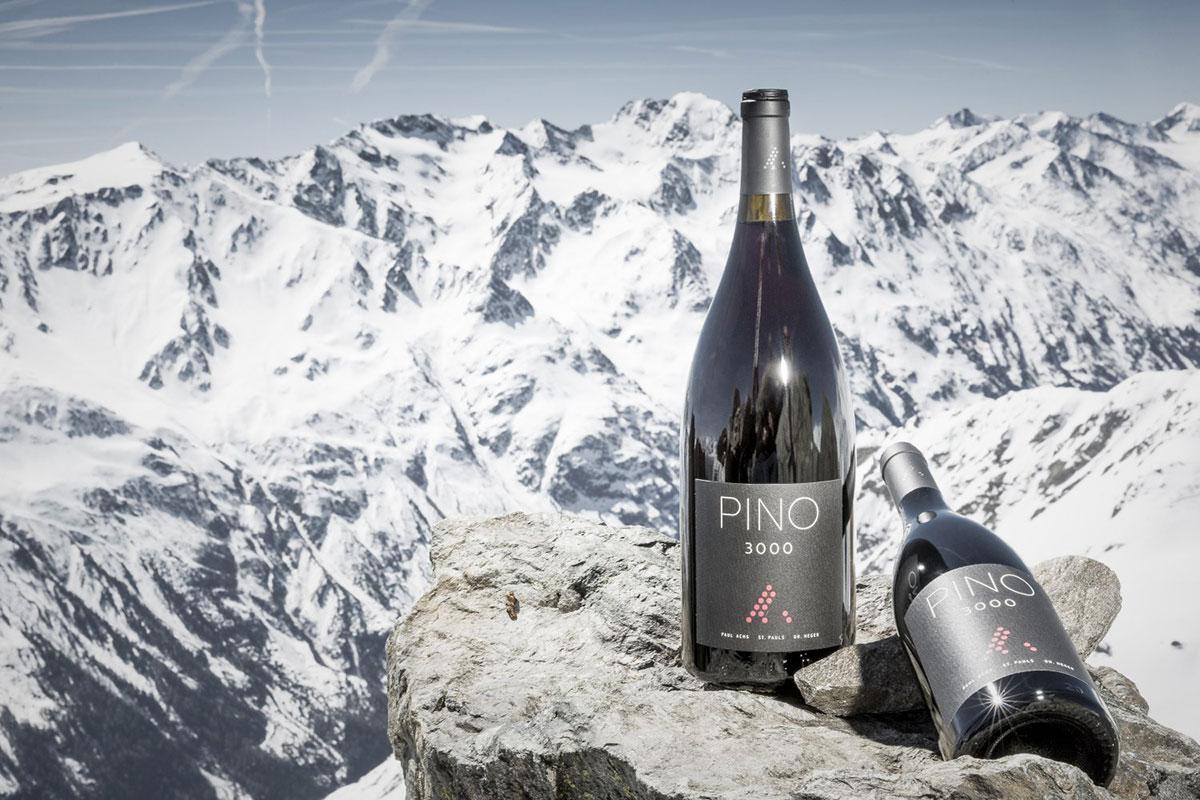Wein am Berg in Sölden – Höhenflug der Aromen
