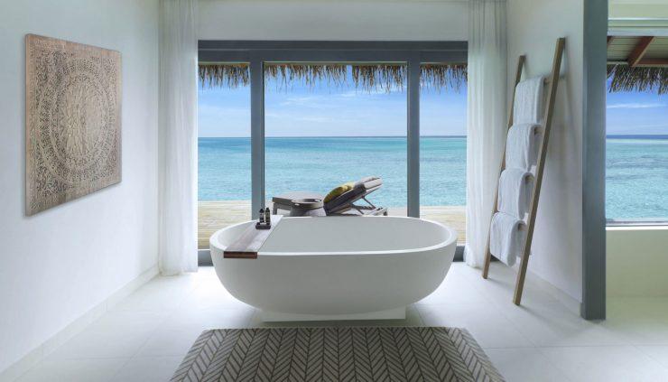 Vakkaru: Villa Bathroom
