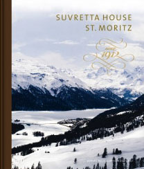 Buch Suvretta House Table Book