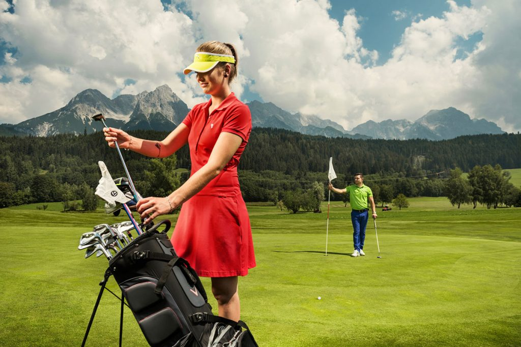 Golf Alpin Urslautal Saalfelden