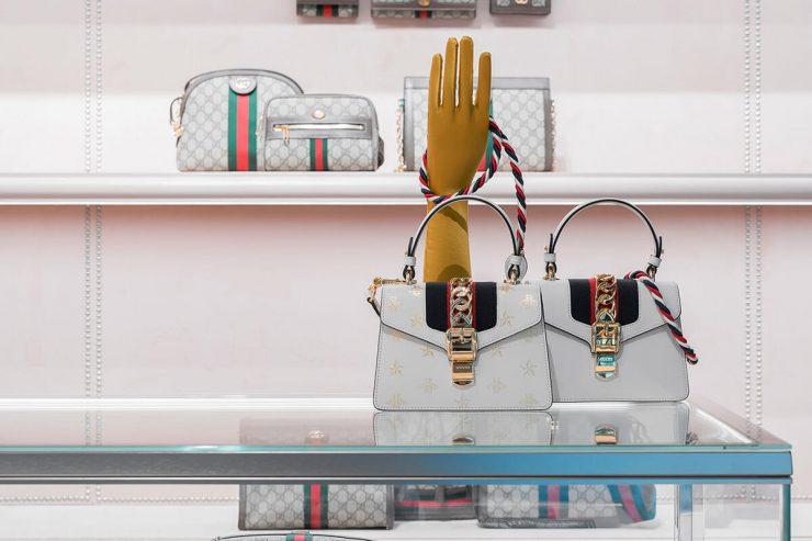 Gucci Boutique eröffnet am Frankfurt Airport