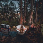 Caravan Park Tasmanien