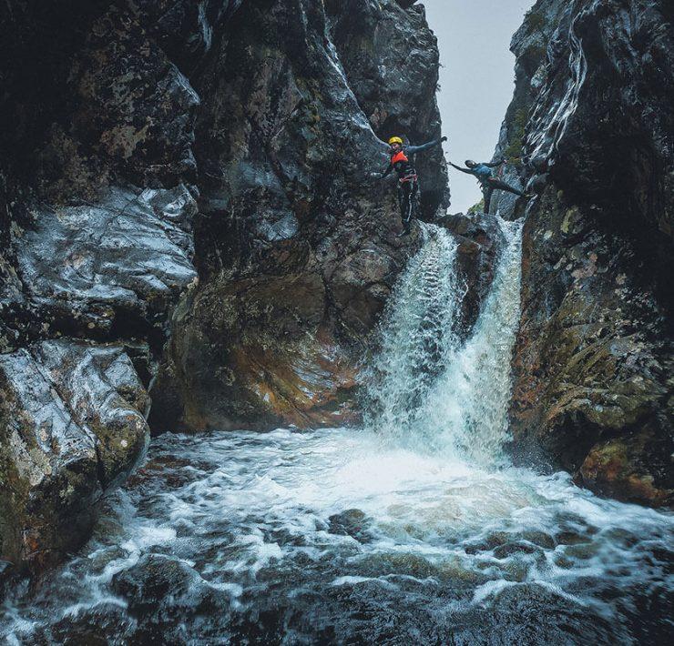 Dove Canyon Cradle Mountain / Lake St Clair National Park Tasmanien