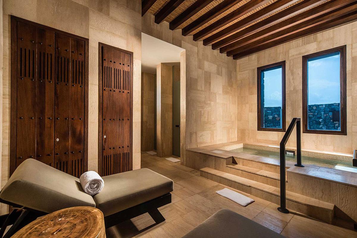 Alila Jabal Akdhar Spa. Luxusreise