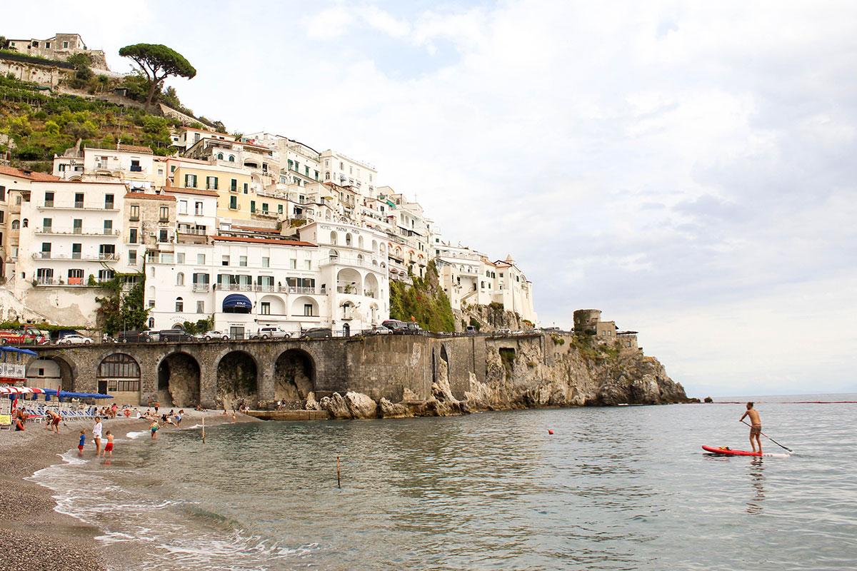 Amalfi. Luxusreise