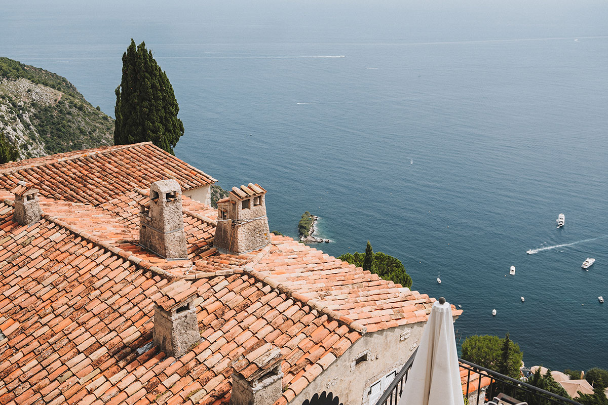 Eze Village. Luxusreise