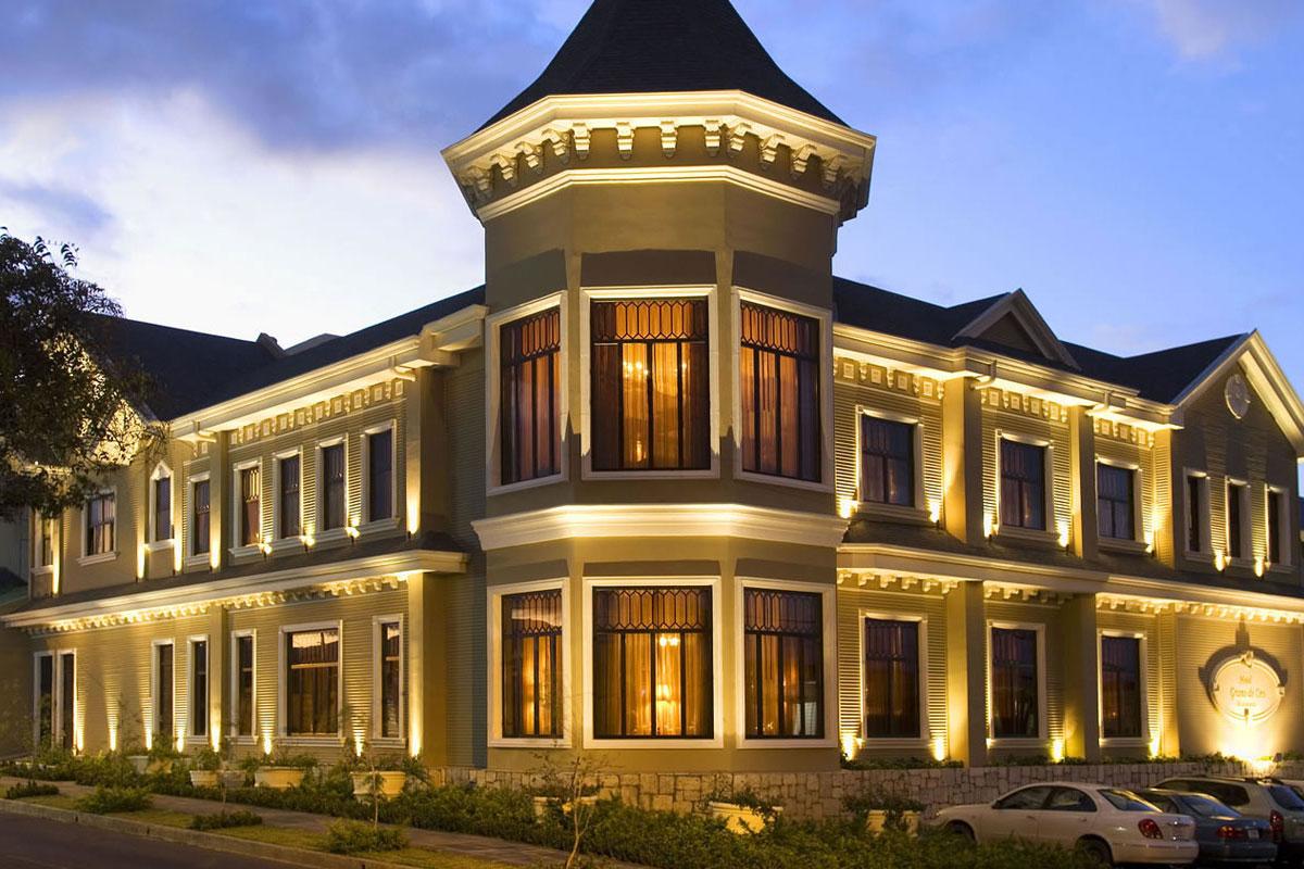 Grano de Oro Hotel. Luxusreise