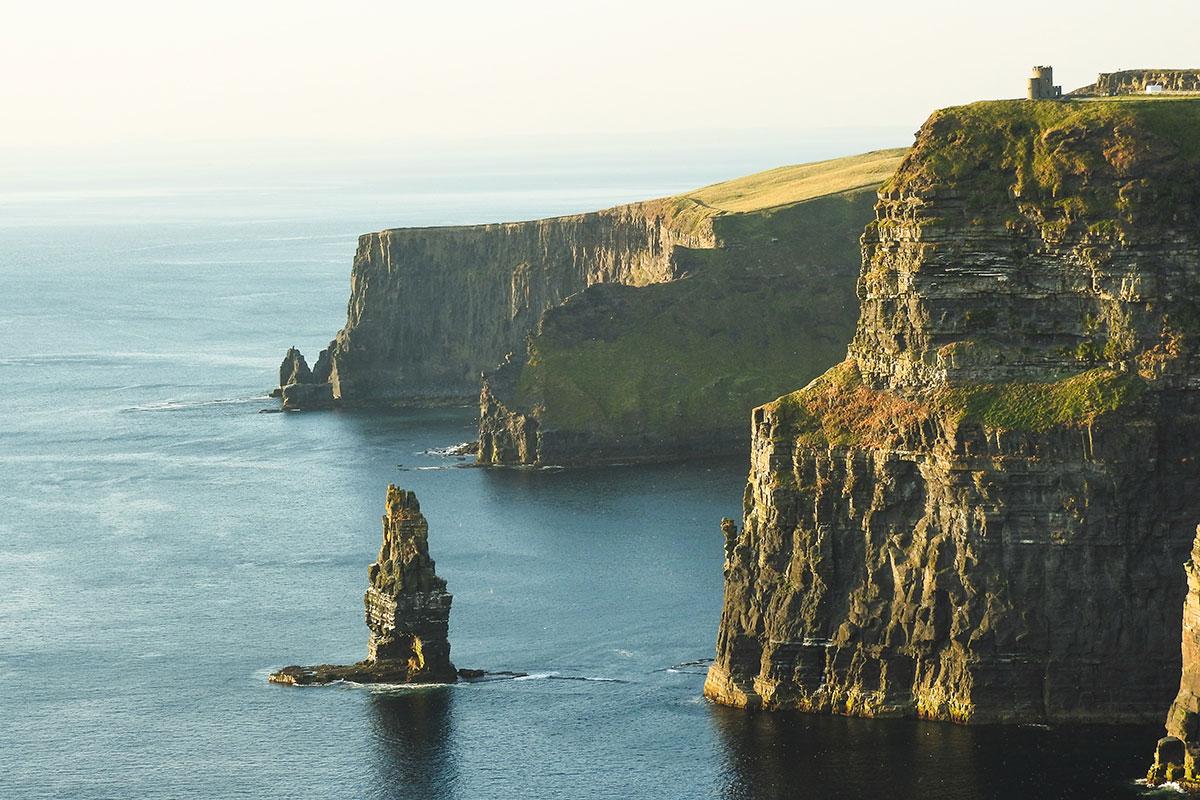 Irland. Luxusreise