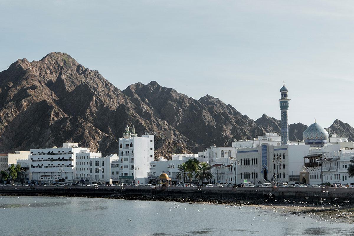Muscat am Wasser Luxusreise