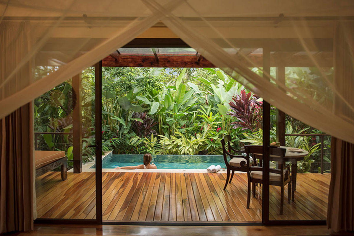 Nayara Springs Villa. Luxusreisen