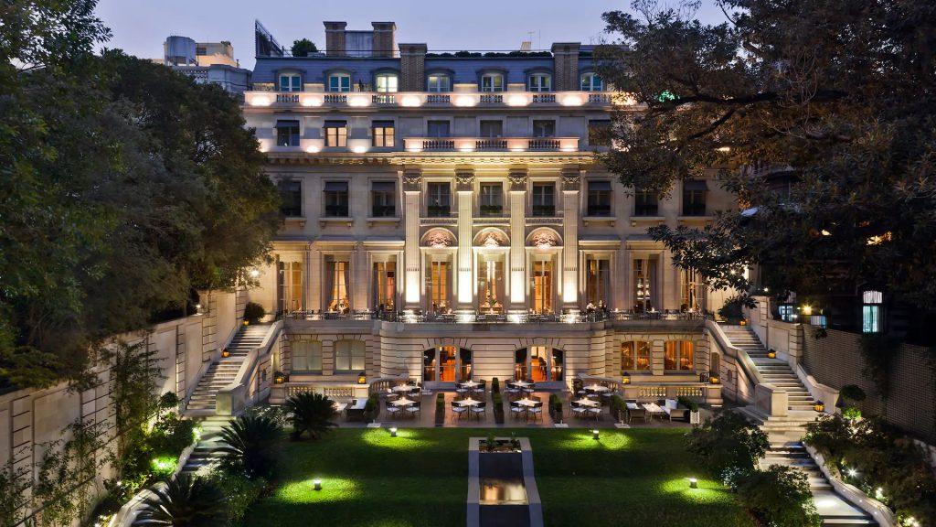 Park Hyatt Buenos Aires im historischen Stadtpalast