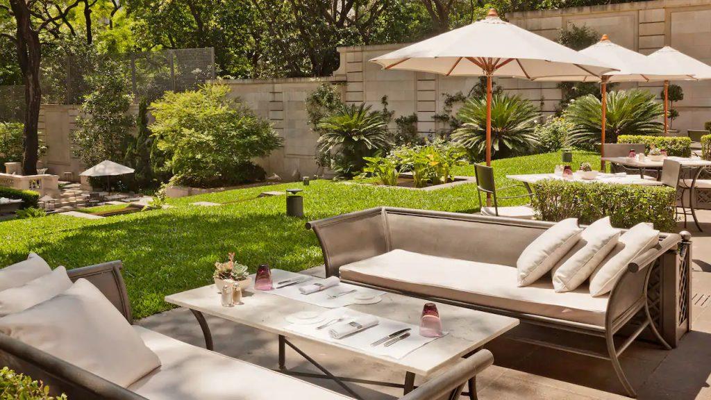 Park Hyatt Buenos Aires: entspannen im Stadtgarten