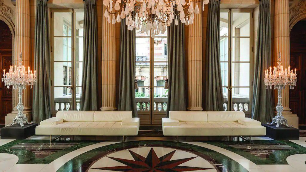 Park Hyatt Buenos Aires: elegante Lobby