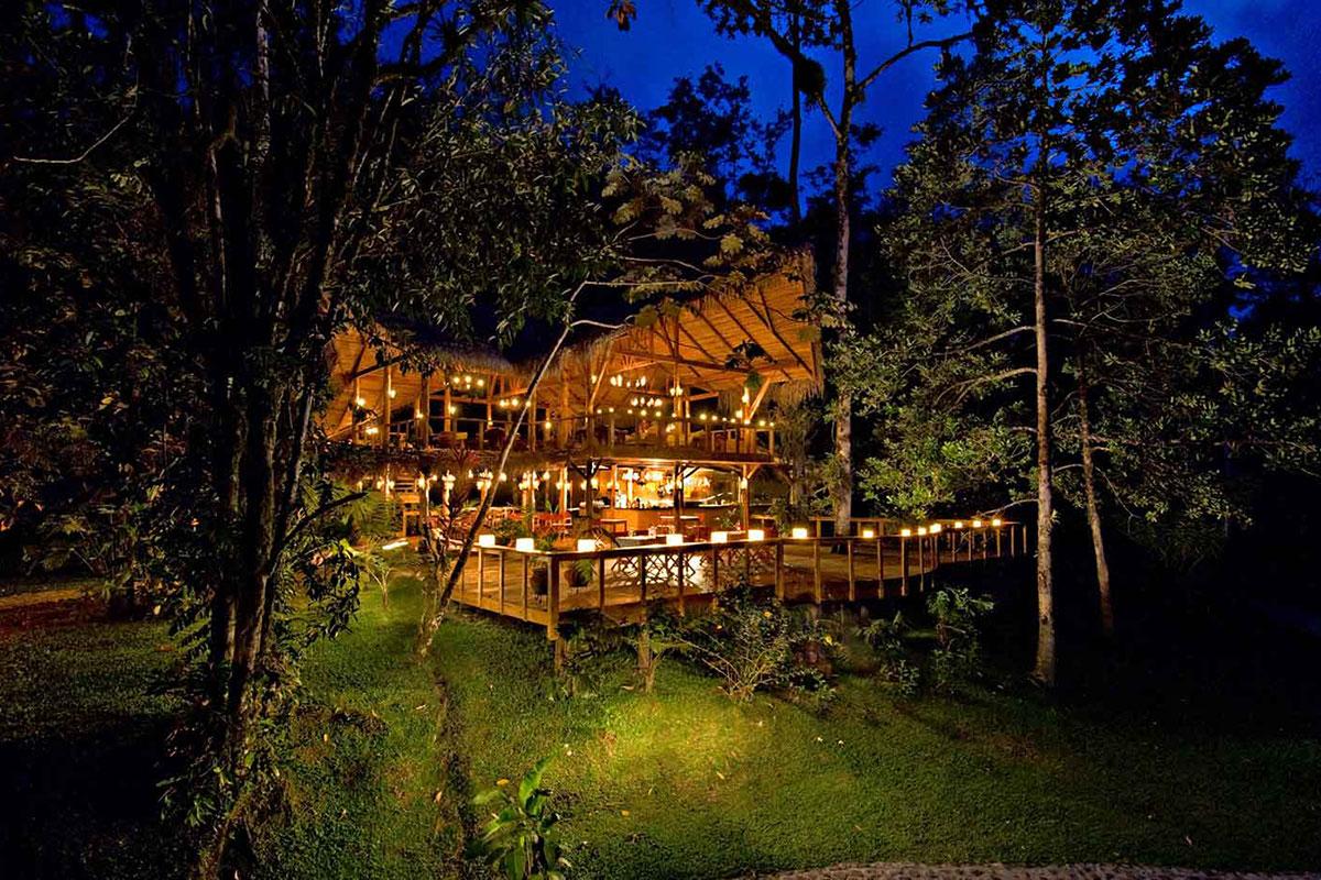 Pecuare Lodge Unterkunft. Luxusreisen
