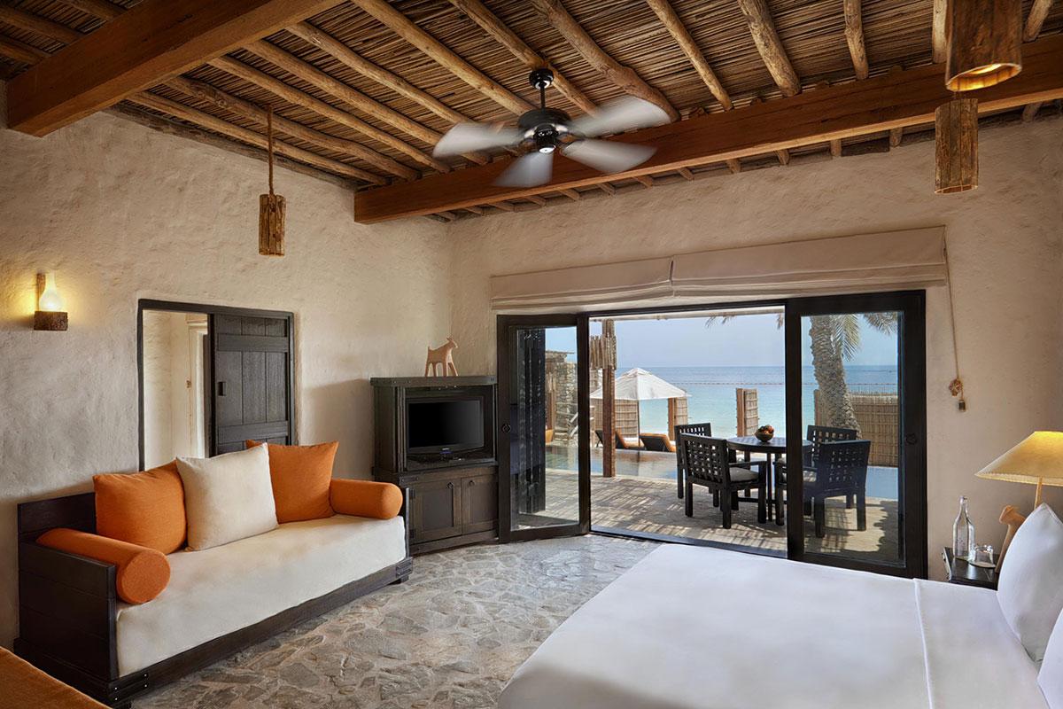 Zighy Bay Suite. Luxusreisen
