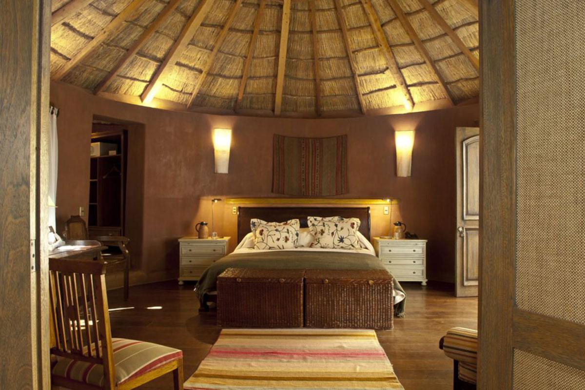 Awasi Attacama: Schlafbereich. Luxusreisen