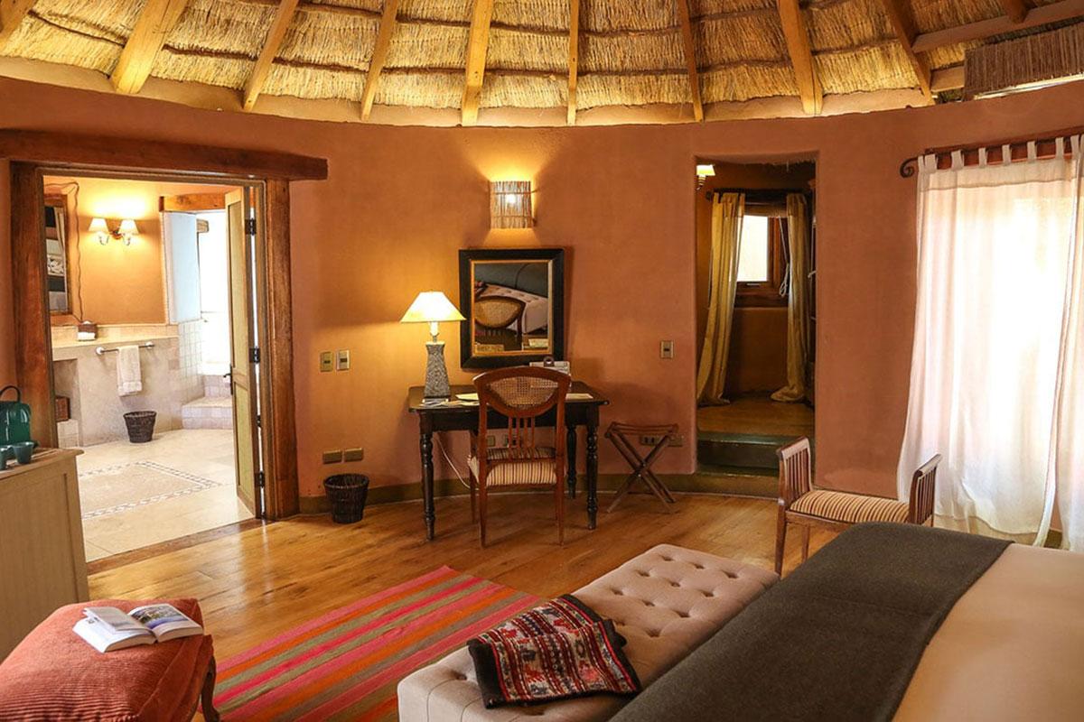 Awasi Atacama: Suite. Luxusreisen