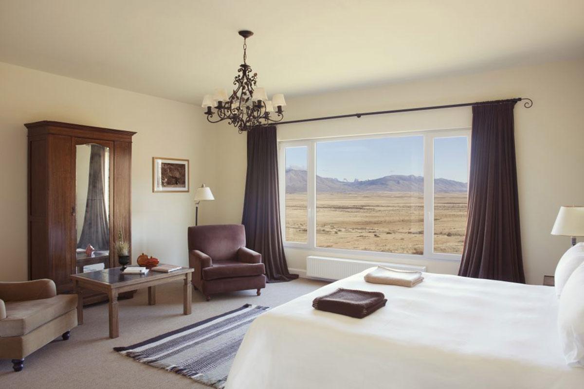 Hotel Eolo: minimalistische Eleganz