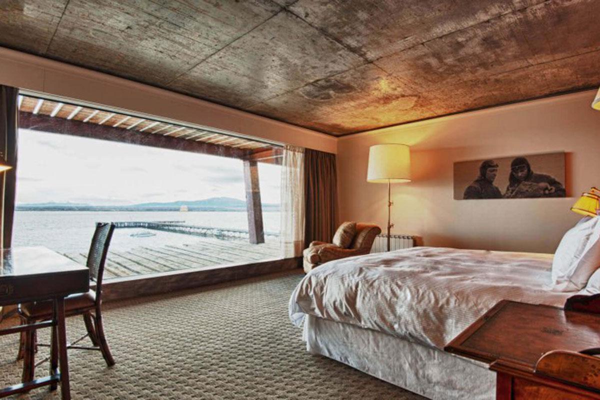 The Singular: Suite mit Panoramafenster. Luxusreisen