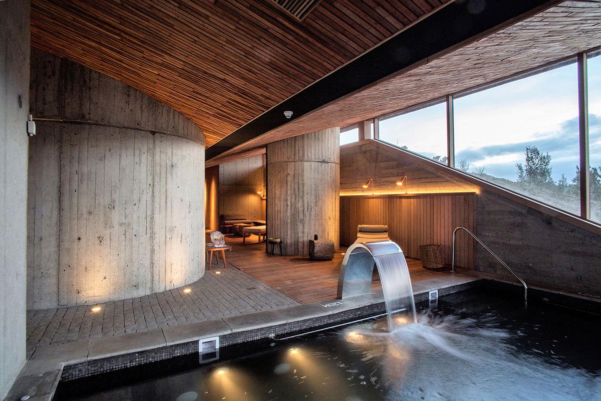 Tierra Chiloé: Luxus-Spa im modernen Stil. Luxusreisen