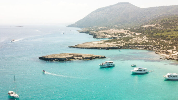 Neo Chporio, Zypern