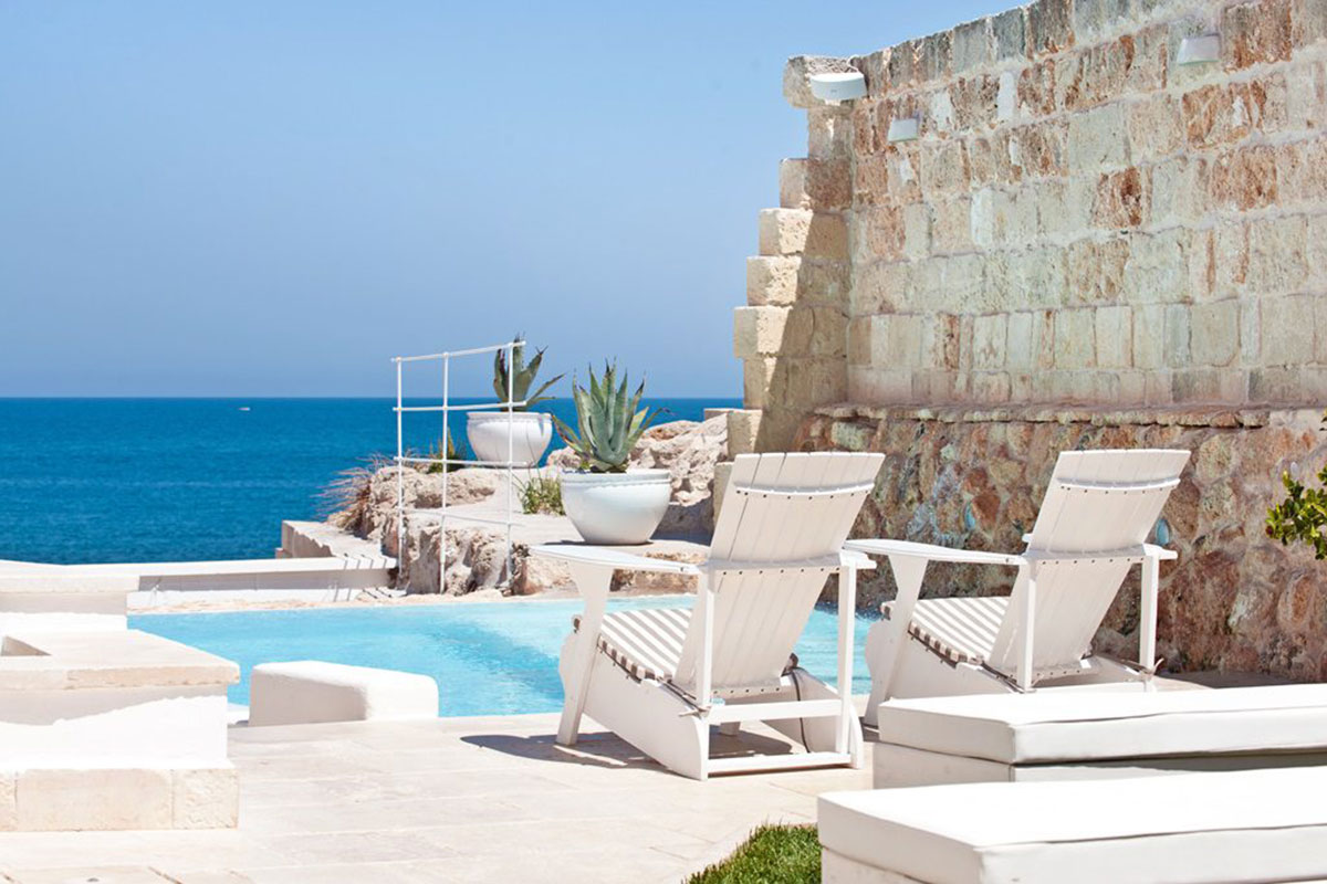 Entspannung pur im Hotel Don Ferrante. Luxusreisen