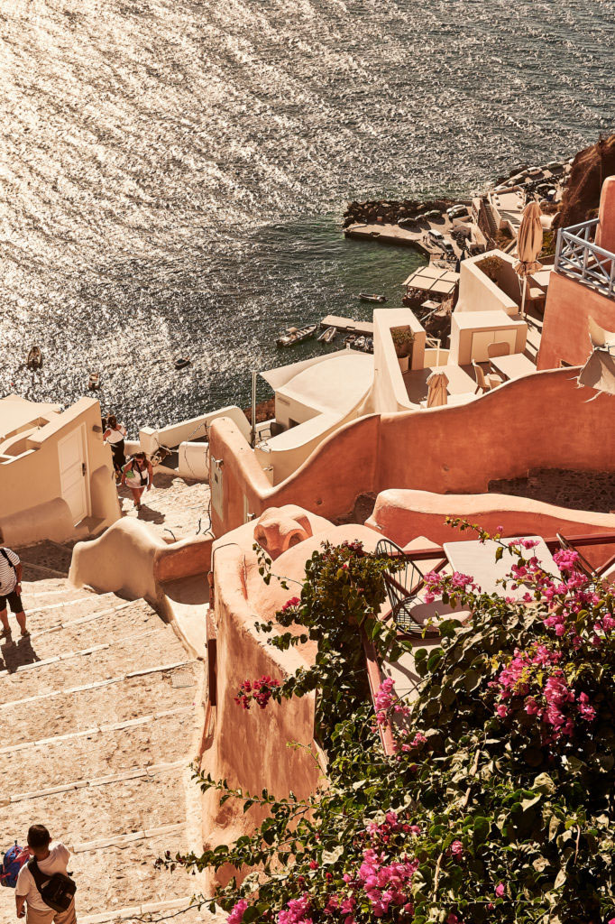 Nature Eco Residence Santorin. Luxusreisen