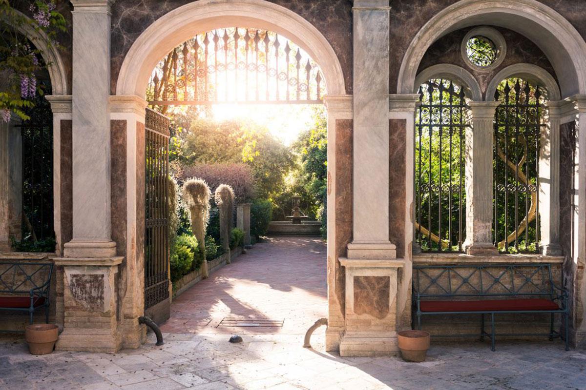 Hotel Palazzo Margherita: Ein Ort voller Überraschungen. Luxusreisen
