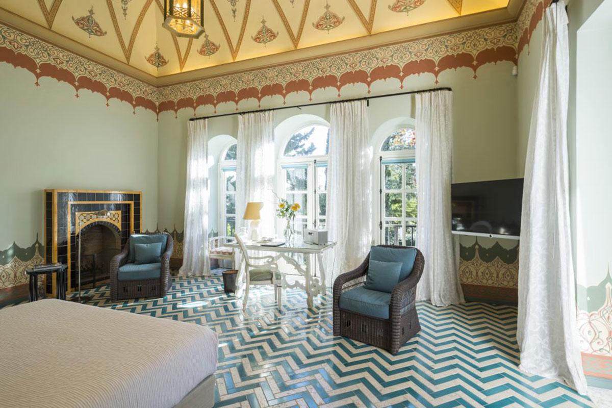Luxus pur – das Hotel Palazzo Margherita. Luxusreisen