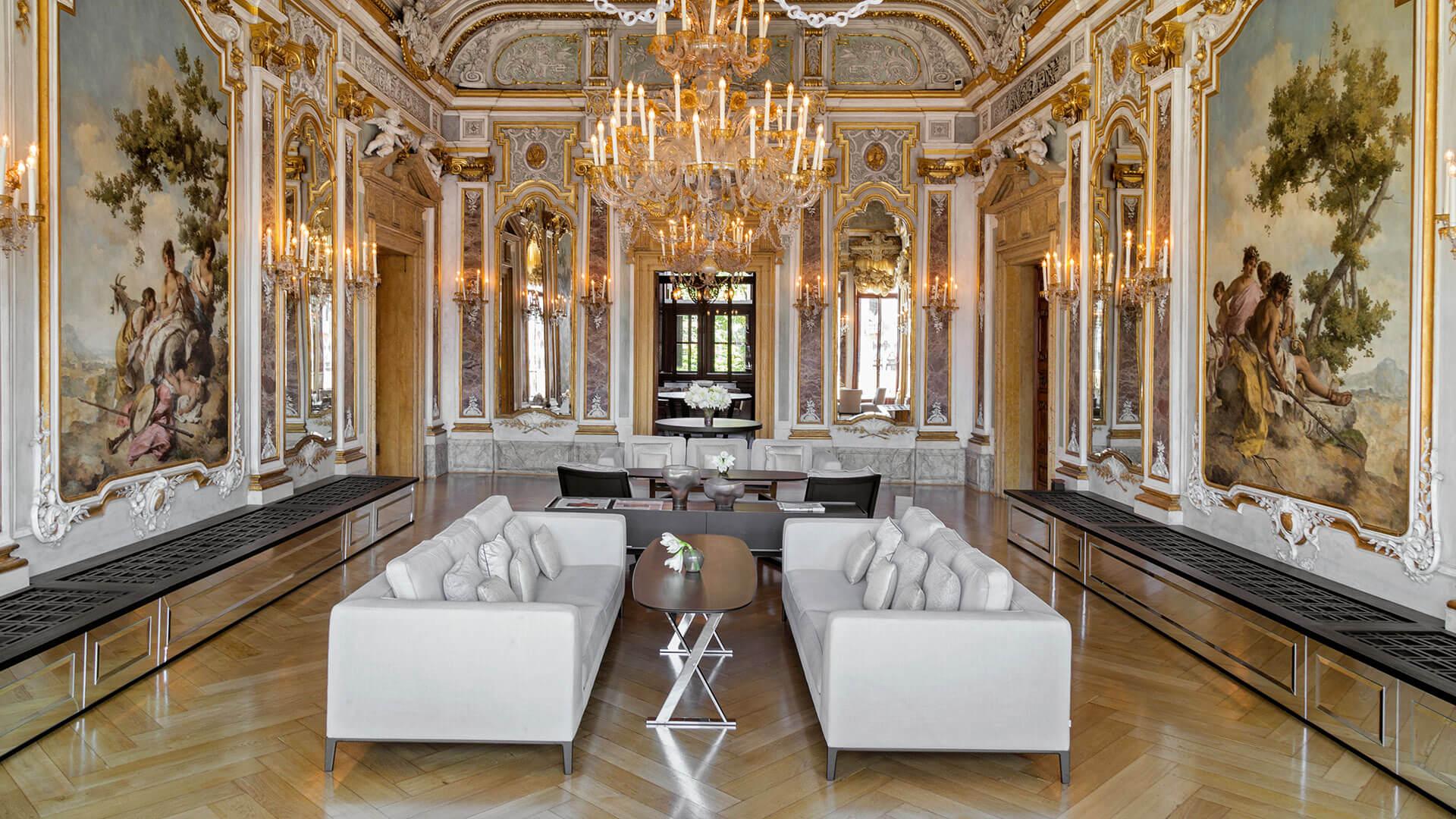Hotel Aman Venedig Luxusreise