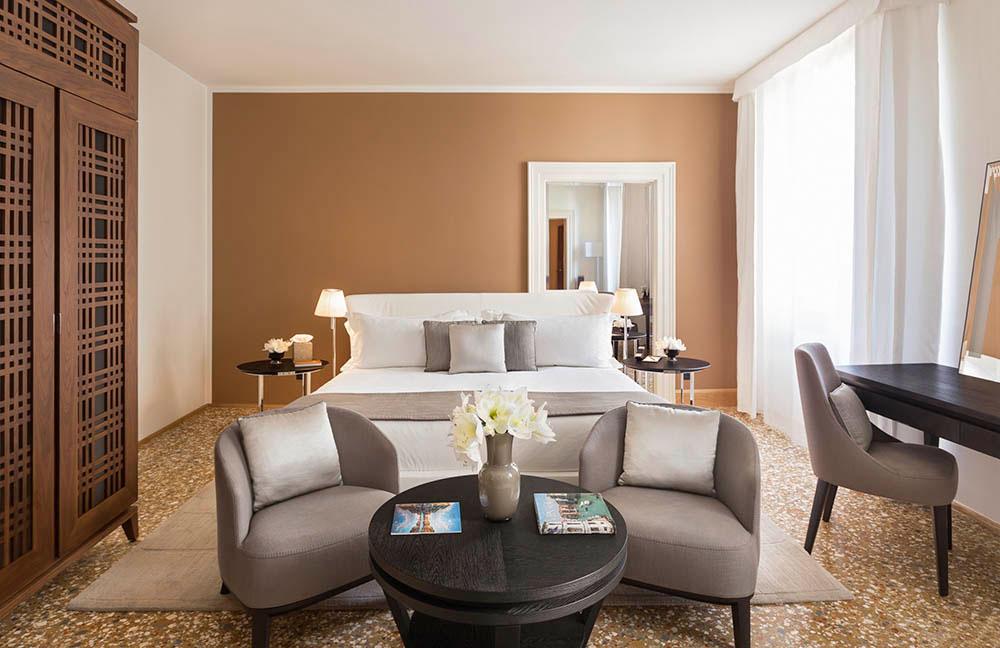 Hotel Aman Venice. Luxusreisen