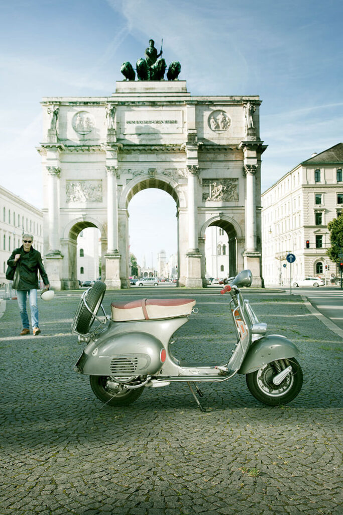 Start in München. Luxusreisen