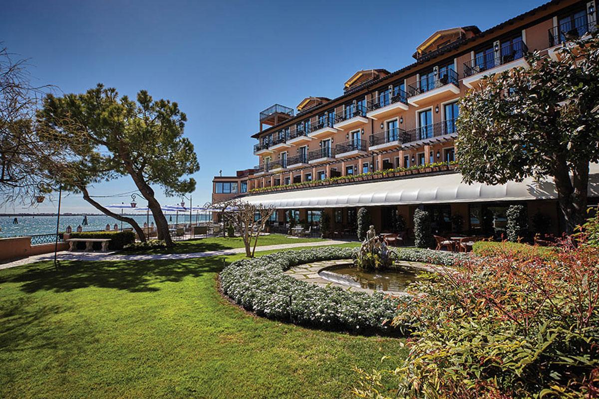 Belmond Hotel Cipriani: Entspannen im hoteleigenen Garten. Luxusreisen