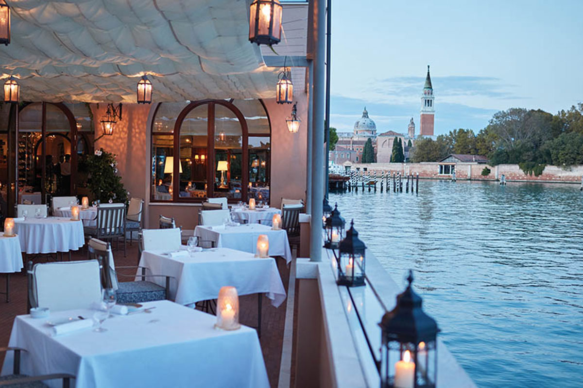Belmond Hotel Cipriani: Abendessen mit Aussicht genießen! Luxusreisen