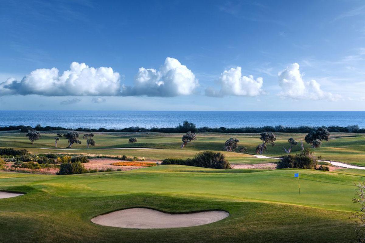 Tennis oder lieber Golf? Im Hotel Borgo Egnazia ist alles möglich. Luxusreisen