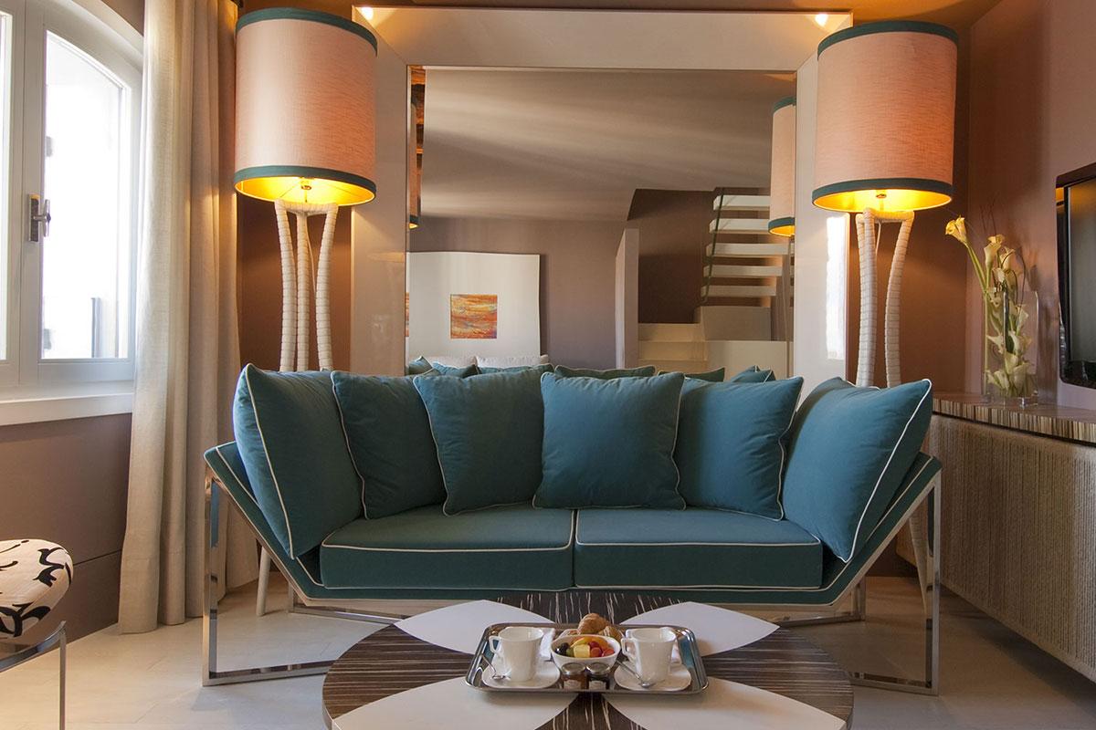 Centurion Palace: Gemütliche Junior Suite. Luxusreisen