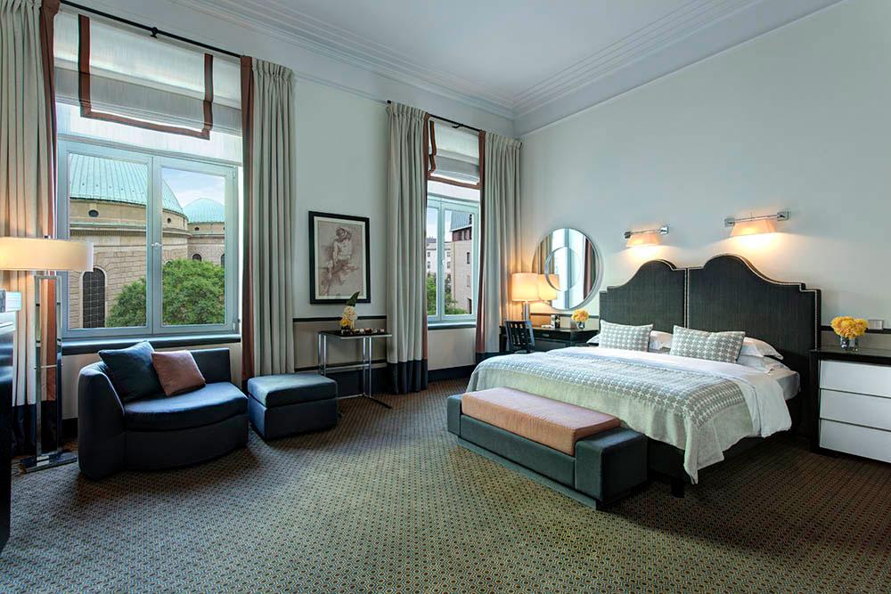 Hotel de Rome. Luxusreisen