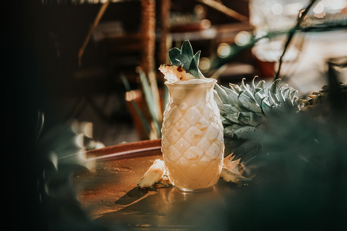 Das Nationalgetränk Puerto Ricos: die Pina Colada. Luxusreisen
