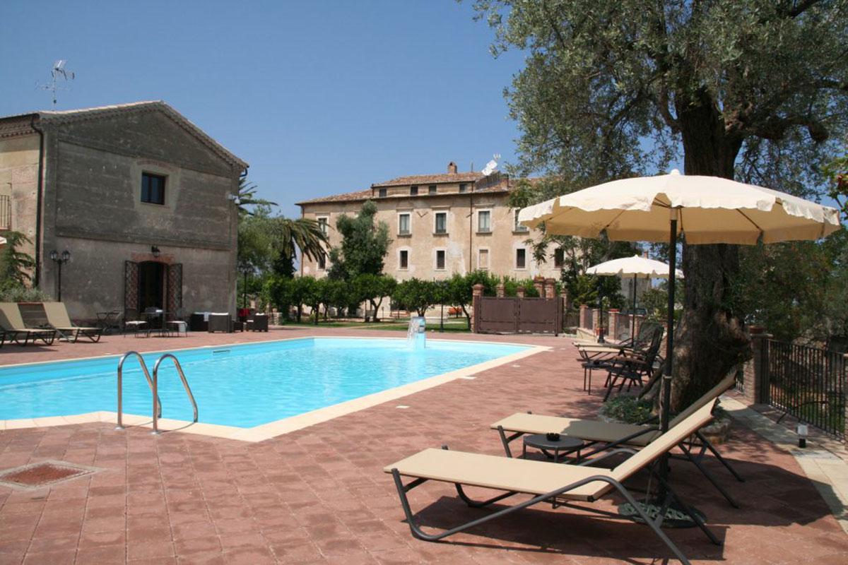 Hotel Tenuta Ciminata Greco. Luxusreisen
