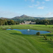 Powerscourt Golf Club. Luxusreise