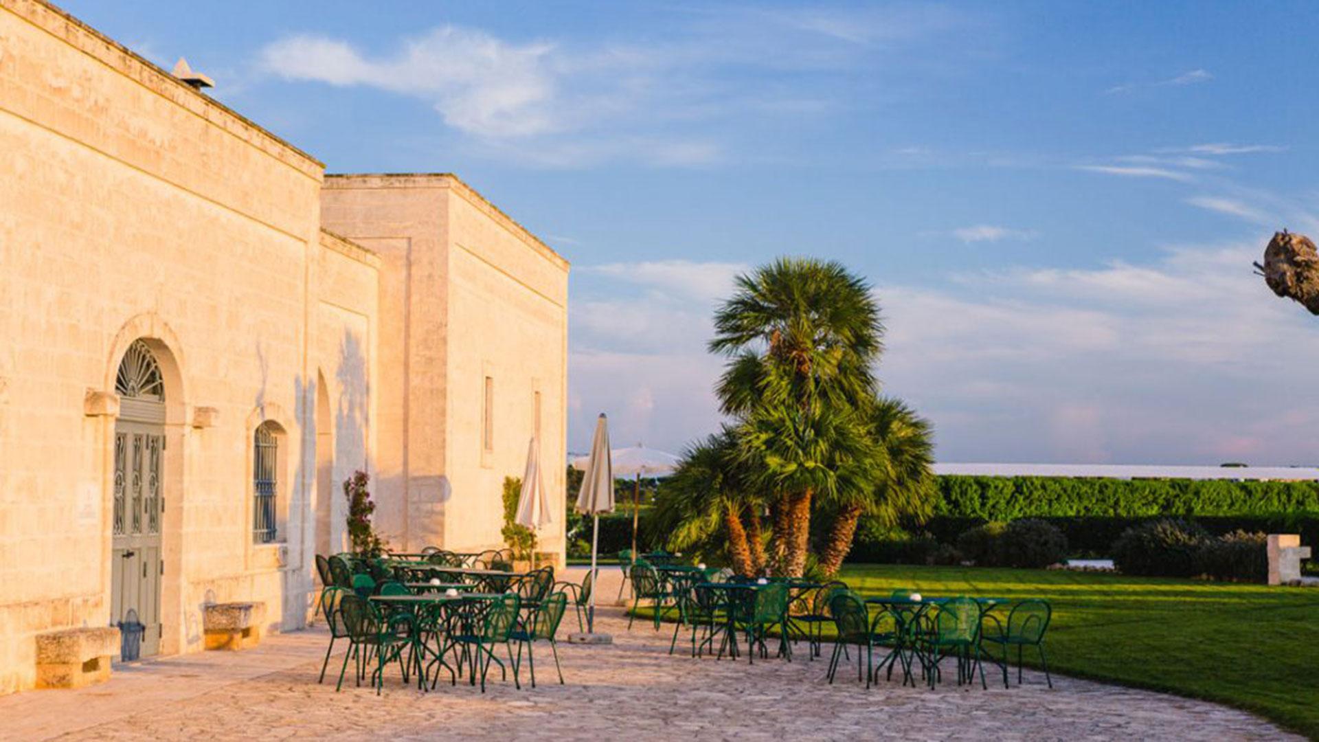 Hotel Borgo Egnazia. Luxusreisen