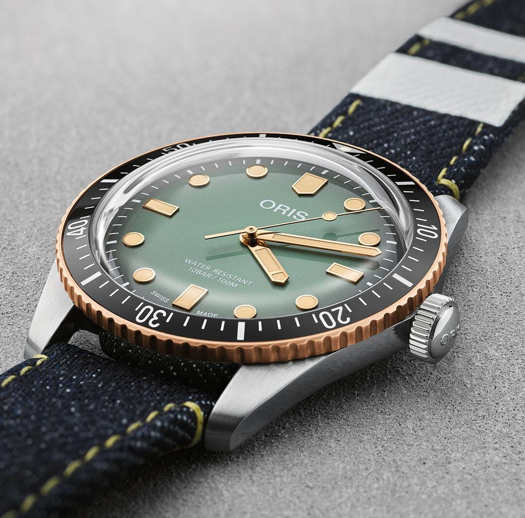 Schweizer Uhrhandwerk trifft auf japanisches Design. Luxusreisen