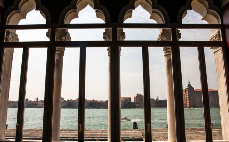 Ein Höhepunkt des Il Experimental: diese Fenster! Luxusreisen