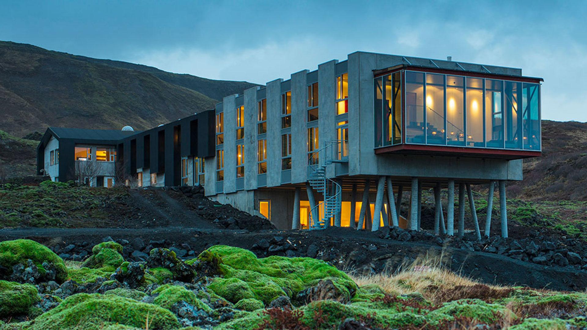 Luxusreise Island Ion Hotel