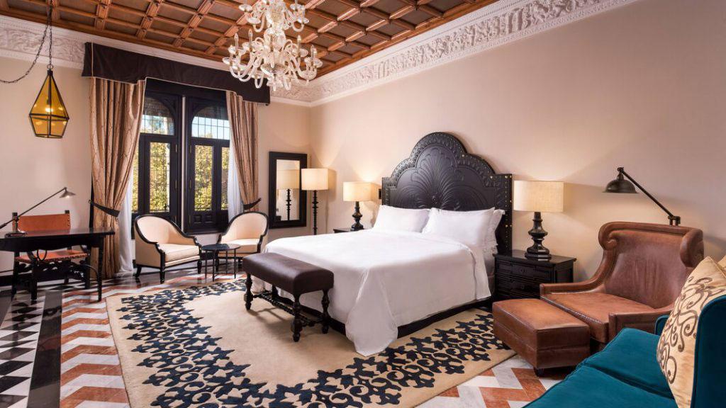 Grand Deluxe Room Alfonso XIII. Luxusreisen