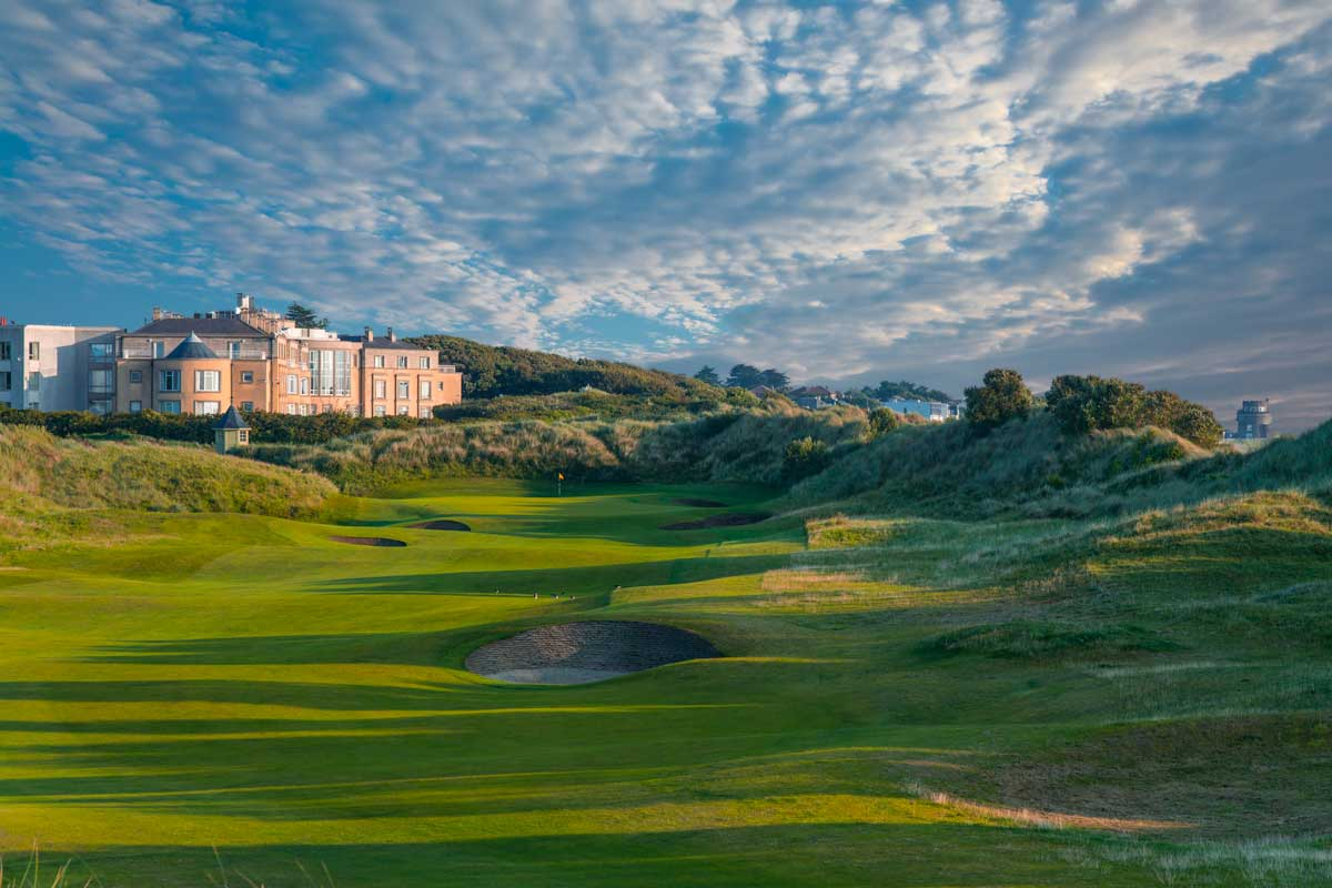 Portmarnock Hotel & Golf Links. Luxusreise