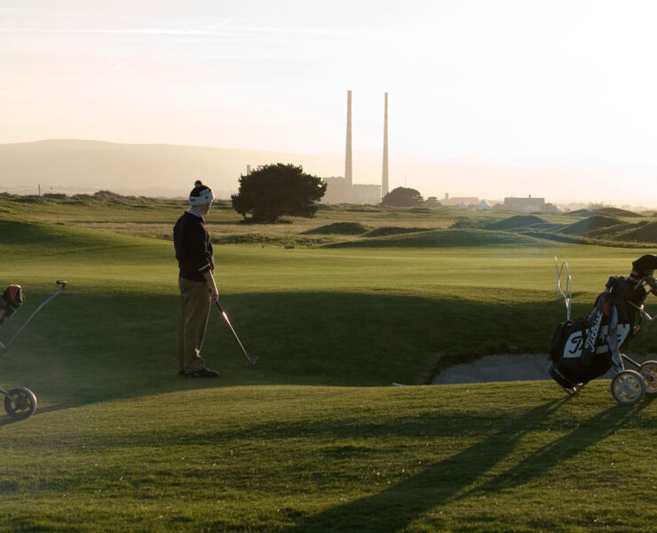 Royal Dublin Golf. Luxusreisen