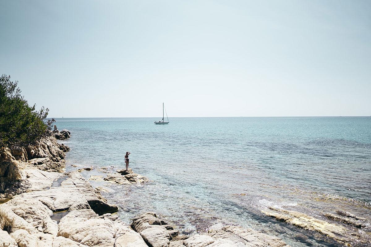 St. Tropez. Luxureisen