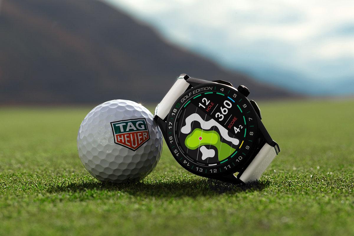 Der ultimative Begleiter auf dem Golfplatz: Die TAG Heuer Connected. Luxusreisen
