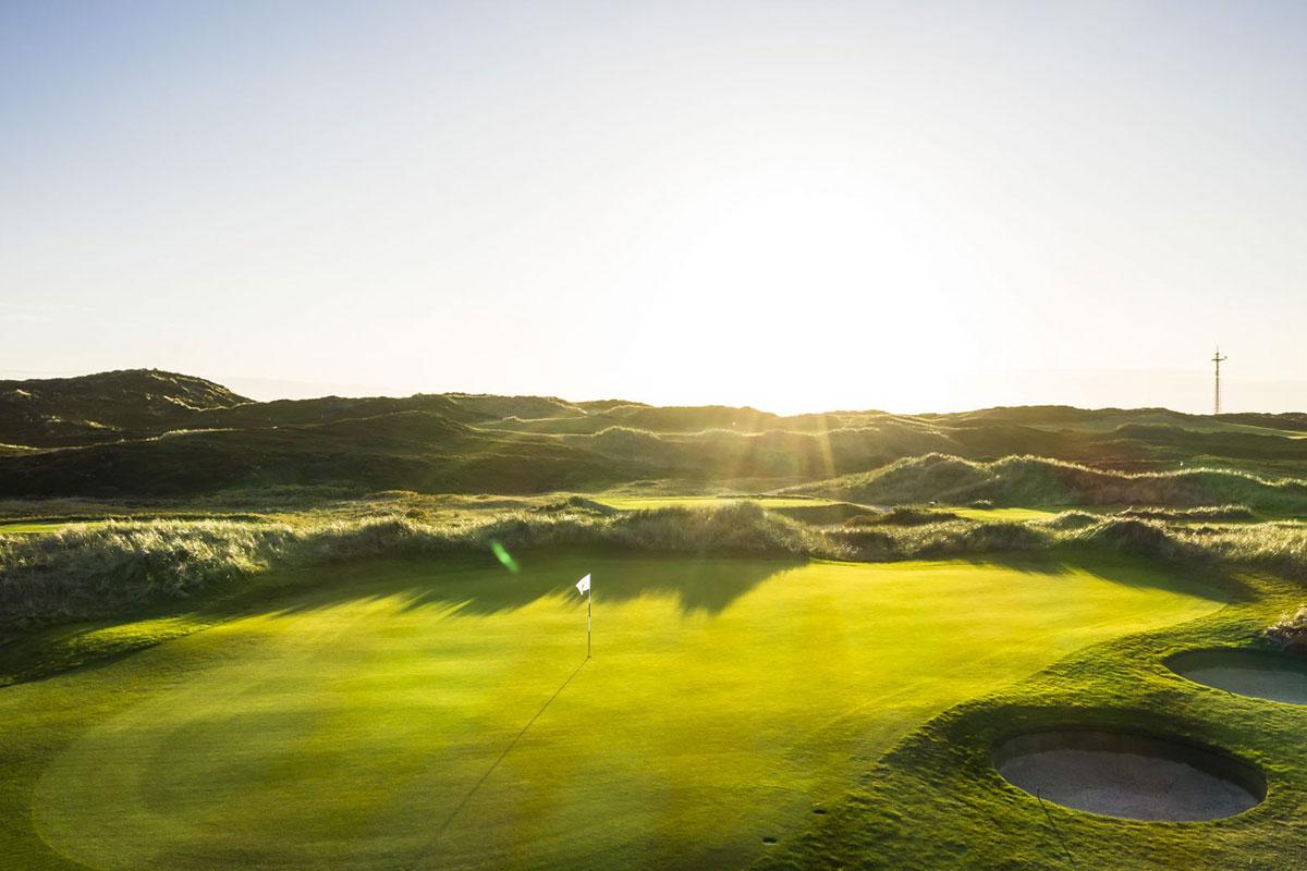 Golfen auf Sylt. Luxusreisen
